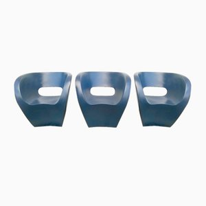 Little Albert Chairs by Ron Arad for Moroso, 2000, Set of 3