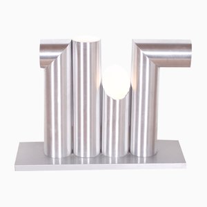 Mid-Century Light Sculpture Table Lamp by Maurice Grothausen for Raak, 1960s