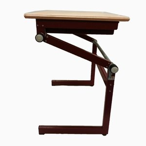 Adjustable School Desk from Galvanitas, 1980s