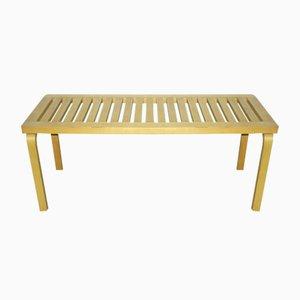 Bench by Alvar Aalto for Artek, 1970s