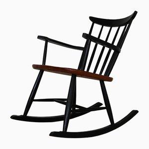 Scandinavian Rocking Chair by Ekström & Tapiovaara, 1965