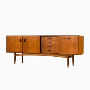 Mid-Century Teak Sideboard by Ib Kofod-Larsen for G-Plan / E Gomme, 1960s