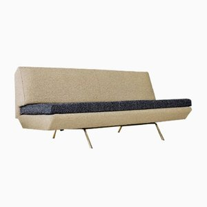 Mid-Century Sofa Daybed by Marco Zanuso for Arflex