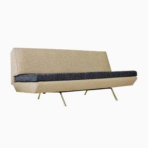 Sofá cama Mid-Century de Marco Zanuso para Arflex