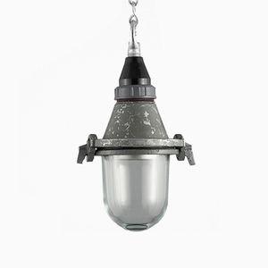 Lampe à Suspension Industrielle Soviétique, 1960s
