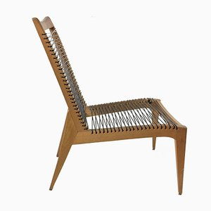 Stuhl von Louis Sognot für Les Usines Réunies, 1955