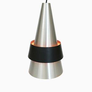 Lámpara Corona danesa Mid-Century artística de Jo Hammerborg para Fog & Mørup, años 60