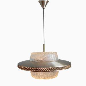 Lámpara colgante holandesa era espacial vintage, años 60