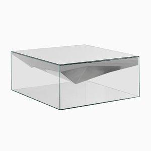 Tavolino da caffè quadrato Dolmlod di CTRLZAK per JCP Universe