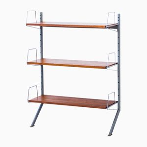 Mid-Century Swedish Bookshelf System by Exqvisita Style AB, 1960s