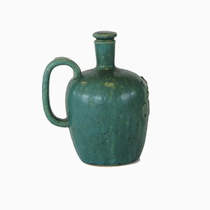 Botella de licor vintage de Arne Bang