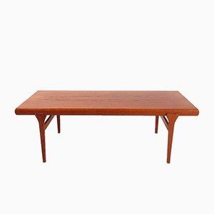 Table Basse en Teck par Johannes Andersen pour CFC Silkeborg, 1960s
