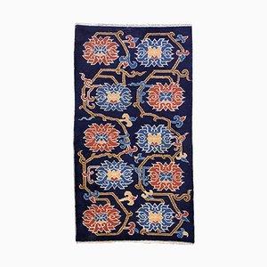 Antiker Tibetanischer Handgeknüpfter Khaden Teppich, 1900er
