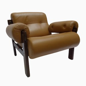 Mid-Century Armchair by Jean Gillon for Italma