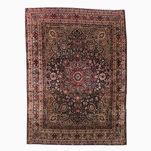 Handgearbeiteter antiker orientalischer Teppich