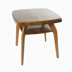 Czech Art Deco Crab Table by Jindrich Halabala for UP Zavody, 1930s