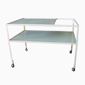 Vintage Serving Cart by Herbert Hirche