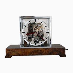 ATO Magnetic Pendulum Table Clock by Leon Hatot, 1940s