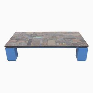 Mesa de centro de azulejos de cerámica de Pia Manu