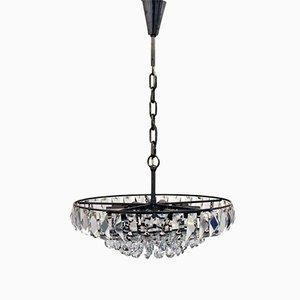Lámpara de araña de Bakalowits, años 60