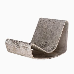 Concrete Loop Chair by Willy Guhl, 1960s