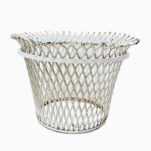 Metal Basket by Mathieu Matégot, 1950s