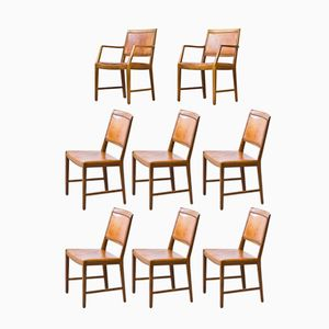 Esszimmerstühle von Bertil Fridhagen für Bodafors, 1961, 8er Set