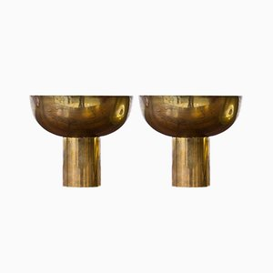 Candlesticks from Sigurd Persson, 1980s, Set of 2