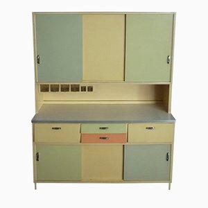 Mueble de cocina alemán, años 50