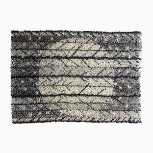 Vintage Swedish Rya Carpet by Marianne Richter