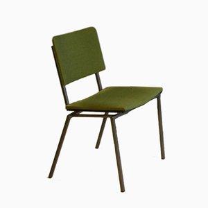 Dänischer Vintage Stuhl aus Metall, 1960er