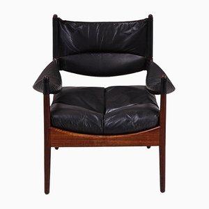 Vintage Modus Armlehnstuhl von Kristian Solmer Vedel für Søren Willadsen Møbelfabrik