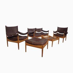 Modus Living Room Set by Kristian Vedel for Soren Willadsen, 1963
