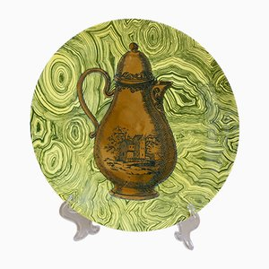 Stoviglie No. 11 Dinner Plate from Piero Fornasetti, 1955
