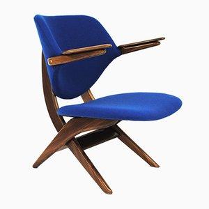 Pelican Chair by Louis van Teeffelen for WéBé, 1950s