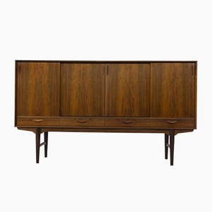 Mid-Century Danish Modern Rosewood Sideboard, 1960s