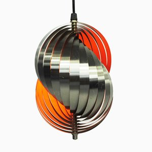 Pendant by Henri Mathieu for Lyfa, 1960s