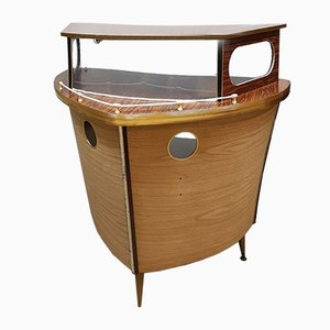 Vintage Nautical Boat Cocktail Bar