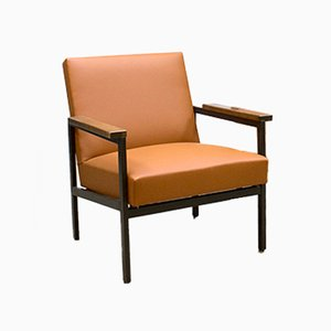 Vintage Dutch 36DLA Chair by Gijs van der Sluis