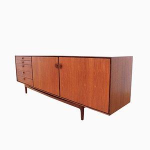 Langes Dänisches Teak Sideboard von Ib Kofod-Larsen für G-Plan, 1960er