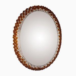 Mid-Century Illuminated Mirror from Zier-Form, 1960s
