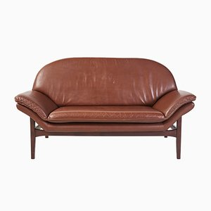 Vintage Leather 2-Seater Sofa