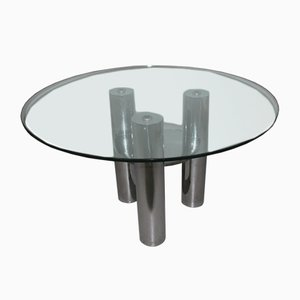 Modernist Dining Table, 1970s