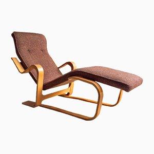 Chaise Longue Bauhaus par Marcel Breuer pour Knoll, 1970s