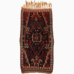 Tribal Middle Eastern Rug, 1950s