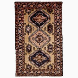 Nordwestlicher orientalischer Vintage Teppich, 1950er