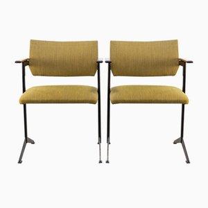 Chaises Série Ariadne par Friso Kramer pour Auping, 1960s, Set de 2
