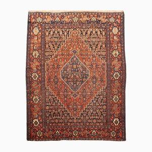 Orientalischer Vintage Senneh Teppich