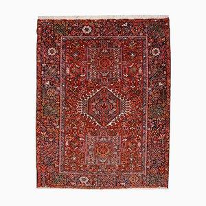 Vintage Karadja Heriz Persian Rug