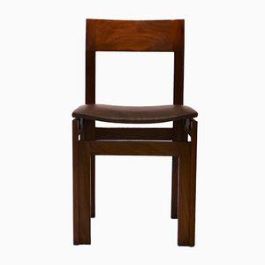 Belgische Vintage Stühle von Van den Berghe Pauvers, 6er Set